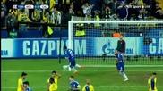 24.11.15 Макаби Тел Авив - Челси 0:4 *шампионска лига*
