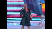 Dancing Stars - Жана Бергендорф - Самурай (22.05.2014г.)