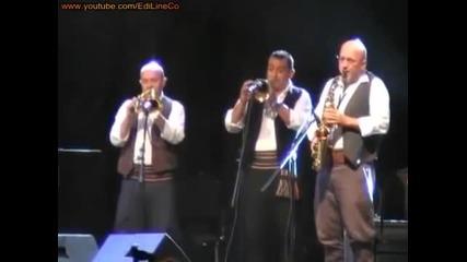 Goran Bregovic - Borino Oro - (LIVE) - (Tbilisi)
