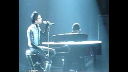 Tokio Hotel - Zoom - Helsinki - Humanoid Tour 07.03.2010