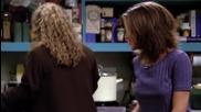 Friends / Приятели - Сезон 1 Епизод 21 - Bg Audio - | Част 2/2 |