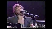 Bon Jovi - In These Arms (acoustic)