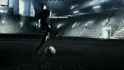 Реклама На Адидас с Стивън Джерард, Дейвид Бекъм и Зинедин Зидан