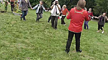 Празнуване на Еньовден - 24.06.2018 г., изпълнение на Ивайло Герасимов