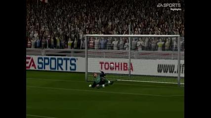 Fifa2005, beautiful goal