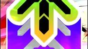 [ Hq ] Anime Mix - Dance Dance Revolution - Ike Ike