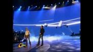 Celine Dion Et Garou - Sous Le Vent Live