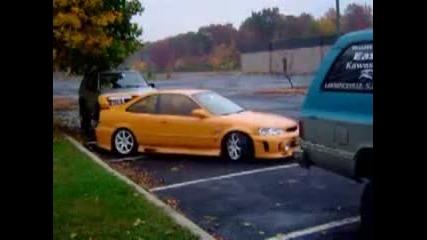 Паркиране със стил