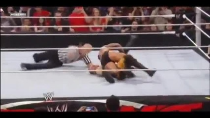 Wwe Over The Limit 2011 Randy Orton Vs Christian
