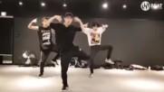 ACE Callin dance practise