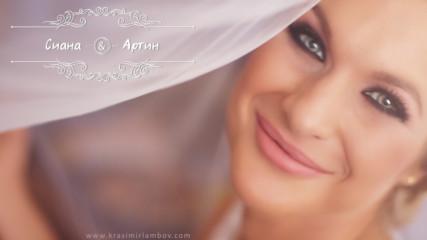 Една съвременна Българска сватба. Видеозаснемане Красимир Ламбов