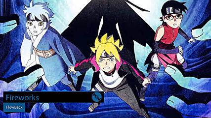 Boruto Naruto Next Generations Ending 12 Fireworks - Flowback