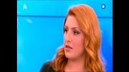 Helena Paparizou at Eleni (02.01.2014) part 2