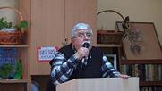 Кръстът на Господ Исус Христос и кръста за вярващите в Него - Пастор Фахри Тахиров