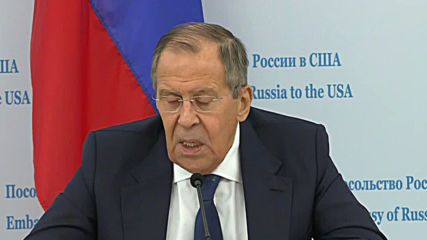USA: They might soon accuse us diplomats of taking doping – Lavrov on criticism of his Trump meeting
