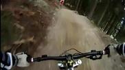 Schladming mtb downhill - 2011 - Gopro Hero Hd