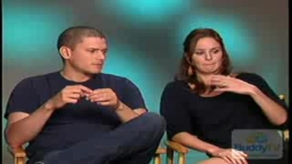 Wentworth And Sarah - Exclusive Interview