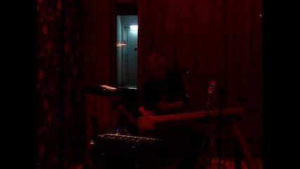 Николай Иванов от група Ом на живо в Groovy Bar - 2