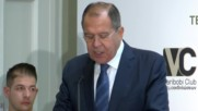 Greece: Lavrov touts Greece-Russia ties at Forum of the Civil Societies in Athens