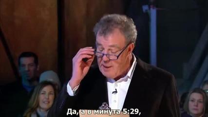 Top Gear С21 Е04 Част (1/3) + Субтитри