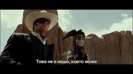 """Самотният рейнджър - Зад кадър """" Местата на снимки"""""""