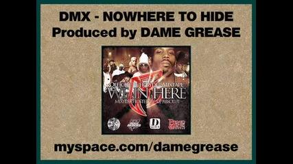 dmx - No where To Hide