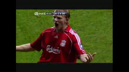 Liverpool 2 - 0 Inter Milan Champions League