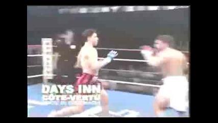 най - бързия боксов мач в историята