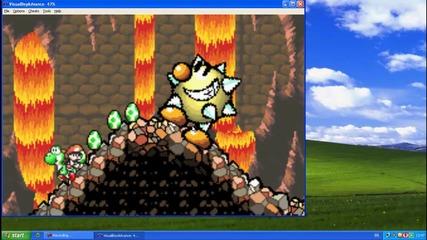 1-вия ми ден да играя Super Mario Advance 3