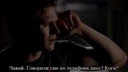 Бг Суб Дневниците на вампира - season 5 episode 3 part 2