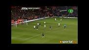 29.1.2011 Саутхямптън - Манчестър Юнайтед 1 - 2 Фа Къп
