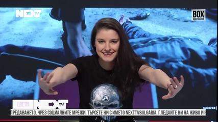 NEXTTV 010: Ревю: Dungeon of The Endless от Цвети