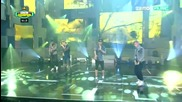 (hd) M.i.b - Only hard for me ~ Show Champion (03.07.2012)