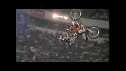 Red Bull X - Fighters 2006 Highlights