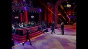 Dancing Stars - Нели и Наско - елиминации (08.05.2014г)