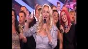Vesna Zmijanac - Idem preko zemlje Srbije - Pinkovo narodno veselje - (TV PINK 31.12.2014)