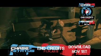 Chase & Status ft Plan B - End Credits