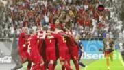 Пътят на Белгия: Шест победи и само една загуба