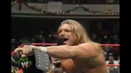 Shawn Michaels vs. Hhh ~ In The End