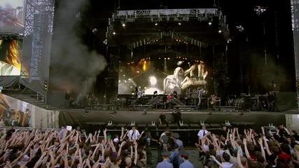 Linkin Park - Iridescent Live {hd*}