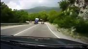 Русия: Компилация автомобилни катастрофи Част 8