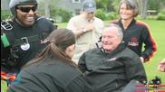 George HW Bush Hospitalized Due to Fall, Breaks Bone in Neck