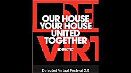 Purple Disco Machine Live Printworks Defected Virtual Festival 2020 vol2