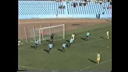 Черноморец - Левски 0:1 Чиликов
