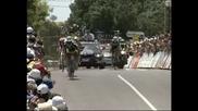 """Колоездене: Камерън Мейър е новият лидер в """"Тур Даун Ъндър"""""""