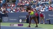 Serena Williams vs Ana Ivanovic 1/4 Cincinnati 2015 Set-3