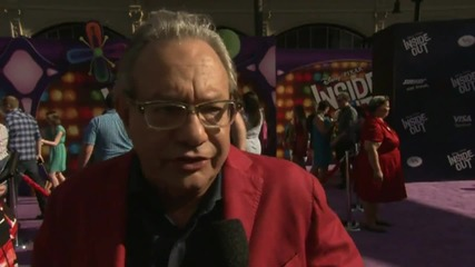 'Inside Out' Hollywood Premiere: Lewis Black