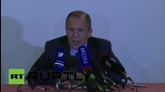 """France: Lavrov """"not surprised"""" that US spied on French presidents"""