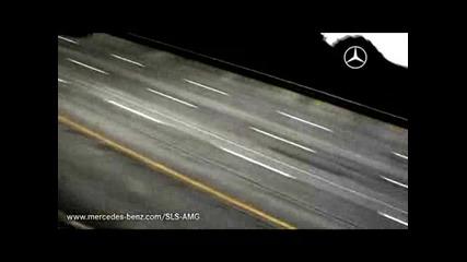 Тестване на Mercedes - Benz Sls Amg