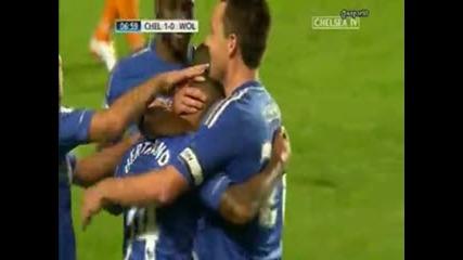 Chelsea vs Wolves 6:0